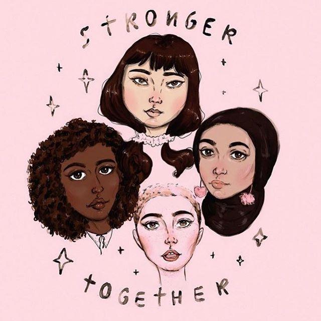 Somos mais fortes juntas...  . Ser mulher é ter coragem de enfrentar desafios e conquistar sonhos. E as mulheres unidas podem muito mais. . Aproveite que hoje é o Dia Internacional das Mulheres e  INDIQUE UMA MINA. . Não só aqui no Instagram não só hoje. Mas em todos os momentos que te pedirem uma indicação. .  Tínhamos poucas referências é certo mas hoje já não é mais assim. Em todas as áreas há pelo menos uma mulher que possa ser indicada seja para o que for. . Lembre-se disso lembre de…