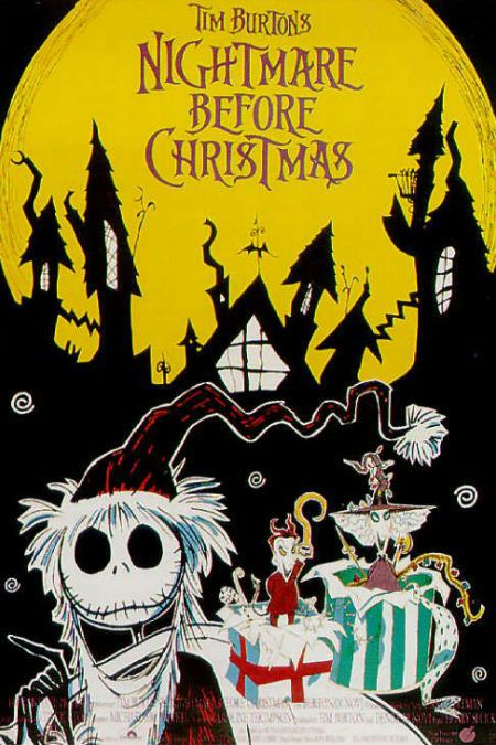 On 9th day of Christmas ... I finally watched Nightmare Before Christmas