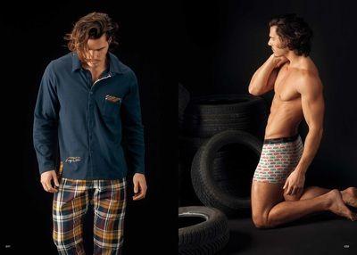 Pigiama donna cotone, pigiama pile, pigiama caldo, pigiama invernale, camicia da notte pesante, pigiama da uomo, shopping milano, made in italy, Gaya Boutique negozi di intimo donna e costumi da bagno a Milano.