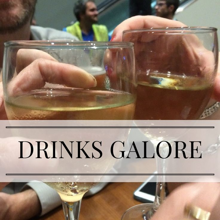 Wine, cocktails, and other beverages are a welcome way to relax with friends. Here, I'm saving some of my favorite recipes on Pinterest.