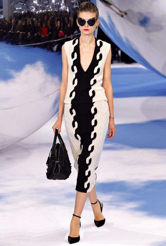 Christian Dior womenswear fall/winter 2013