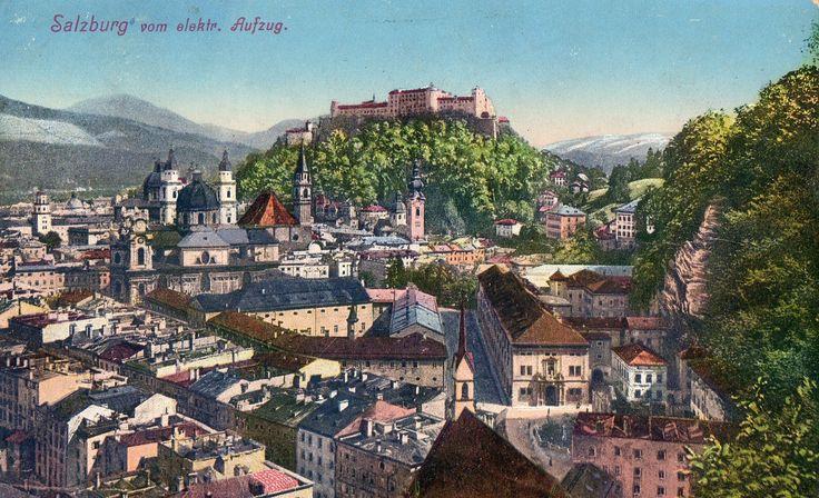 Salzburg, Austria. 1916.