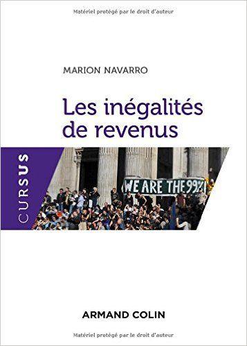 Les inégalités de revenus - Marion Navarro