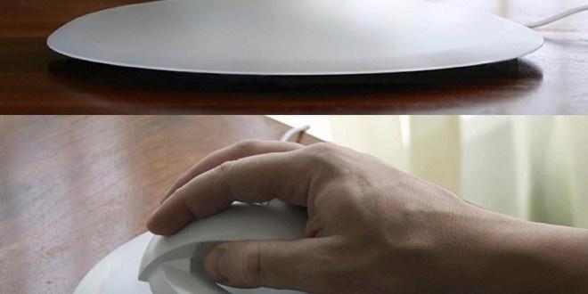 Ratón de PC anti gravedad (flotante)