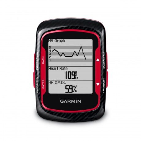 Sharpen your cycling performance with Edge 500, a lightweight GPS-based bike computer for performance-driven cyclists. Loaded with data, Edge 500 tracks your distance, speed, location and elevation with high sensitivity GPS. Add an ANT+™ compatible heart rate monitor, speed/cadence sensor or compatible power meter for a finely-tuned analysis of your ride.  www.capeunionmart.co.za
