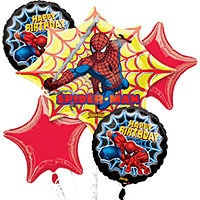 Spiderman Party Supplies - Spiderman Birthday-Party City