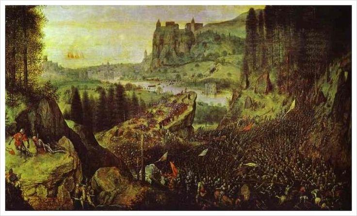 [브뢰헬] 플랑드르의 민중화가 : 네이버 블로그
