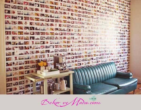 Duvar Süsleme | Ev Dekorasyon Fikirleri ve Moda Trendleri