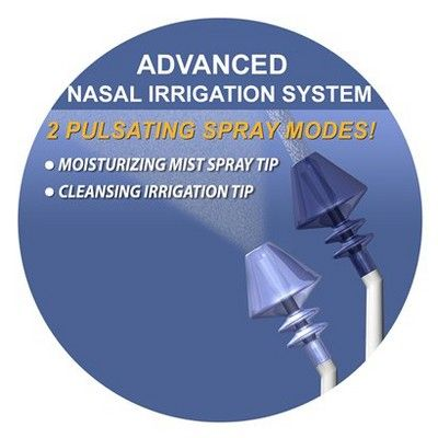 Sinu Pulse Elite Advanced Nasal Sinus Irrigation System