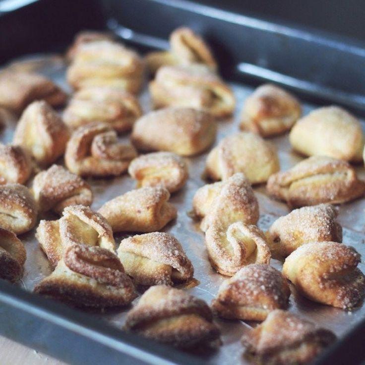 Творожное печенье | Самые вкусные кулинарные рецепты