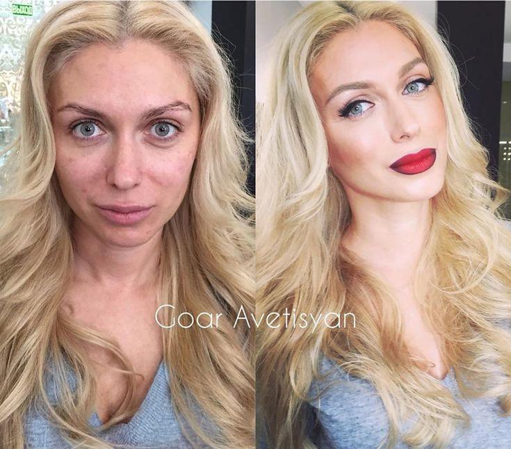 15 fotos que comprueban el verdadero poder del maquillaje