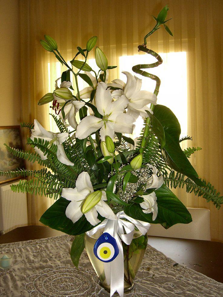 Geçmiş olsun çiçeği :))