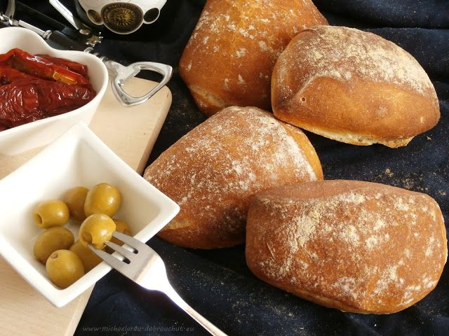 Dobrou chuť: Italské bulky