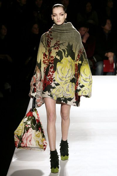 Kenzo Fall 2008 Runway Pictures - Livingly
