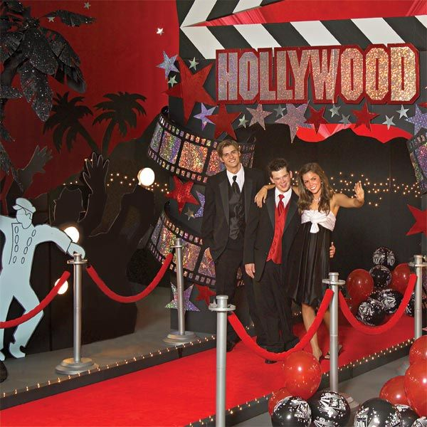 Hollywood Hills Silhouette Kit | Prom Nite