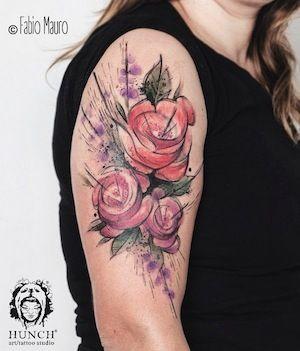 Fabio Mauro, Hunch Art / Tattoo Studio | Buenos Aires, Argentina