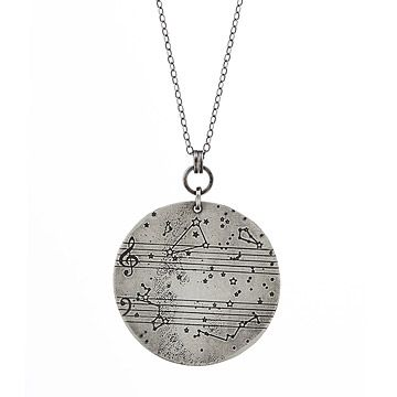 Look what I found at UncommonGoods: Music Under the Stars Necklace for $88.00