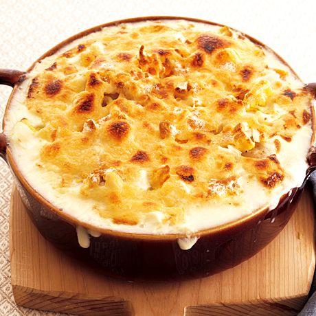 チキンクリーミードリア | 谷昇さんのグラタン・ドリアの料理レシピ | プロの簡単料理レシピはレタスクラブニュース