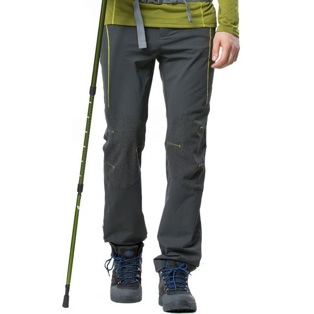 Best Offer $26.99, Buy TECTOP PW5113 Spring and Summer Outdoor Quick Dry Sport Pants, Solid Elastic Polyester Men Pants