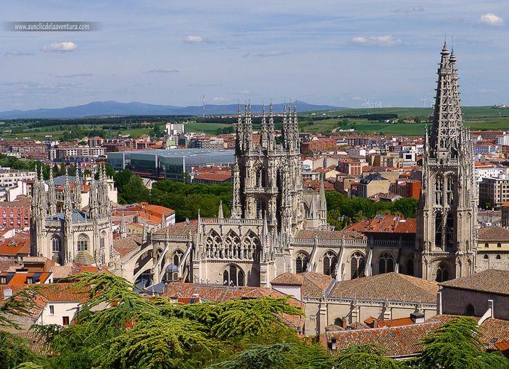 La catedral de burgos es una de las joyas del g tico que - Empresas de construccion madrid ...