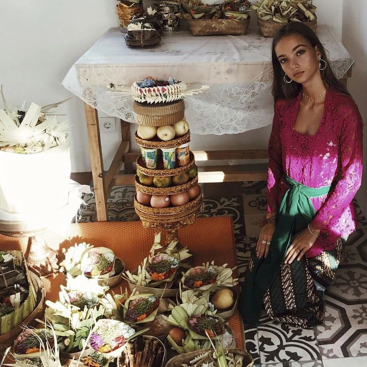 Why Inka Williams Is Basically the Gigi Hadid of Bali