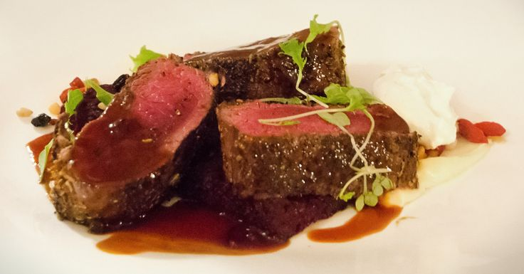 Venison - Brisbane Street Bistro, Launceston