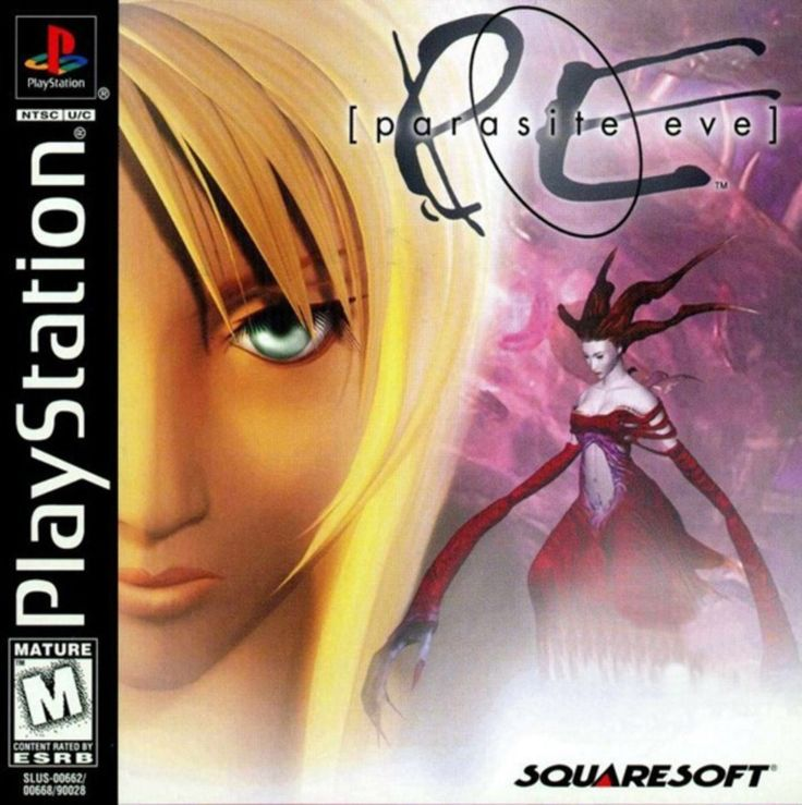 Parasite Eve (Sony PlayStation 1, 1998)