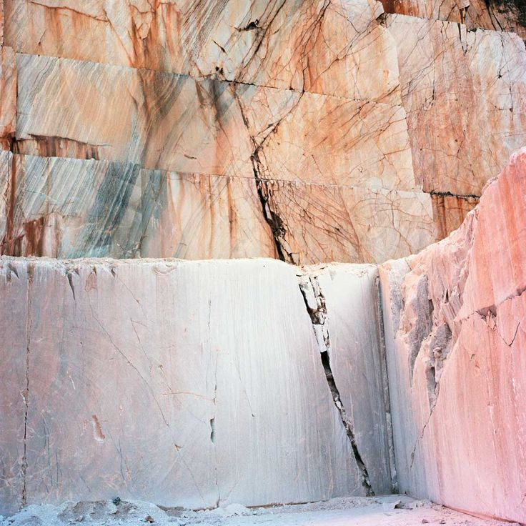 Extraordinary Beauty of Marble Quarries by Tito Mouraz | http://www.yellowtrace.com.au/marble-quarries-yuri-ancarani-tito-mouraz/
