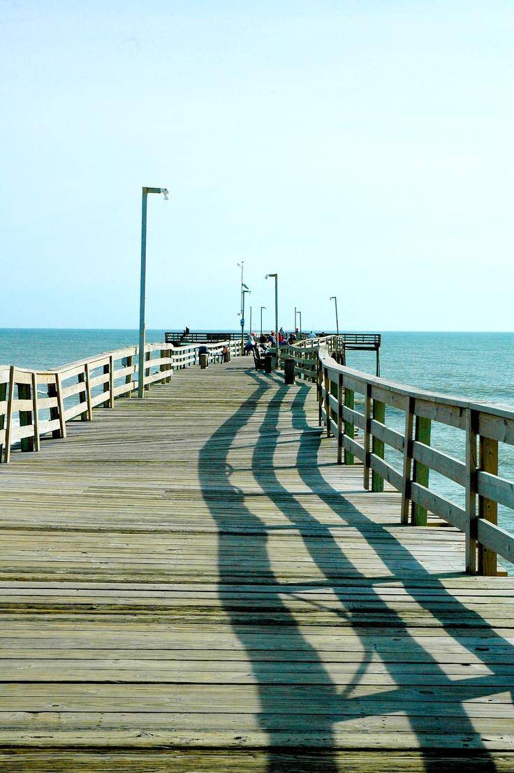 Avon Pier  http://www.midgettrealty.com/