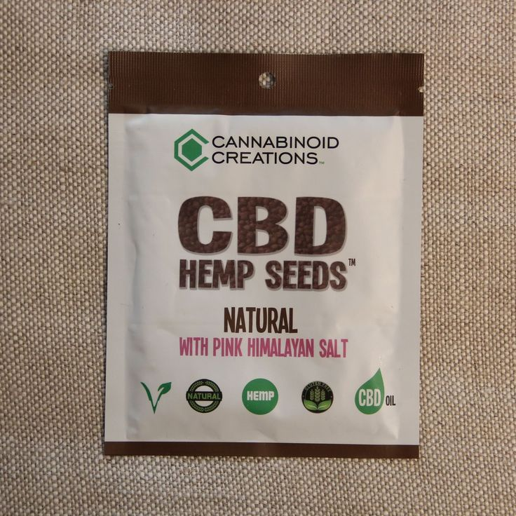 Not to be confused with the rest of the hemp seed products on the market, our platinum grade naturally flavored hand roasted CBD Hemp Seeds™ are delicious and nutritious packed full of (ALA) Alpha-linolenic acid, (GLA) Gamma-linolenic acid, CBD / Cannabidiol, Omega 6 that when metabolized converts the (DGLA) Dihomogamma-linolenic acid which is a natural anti-inflammatory.  Each delicious one ounce pack is guaranteed to have Six essential Vitamins / Minerals, Manganese, Vitamin E, Ma...