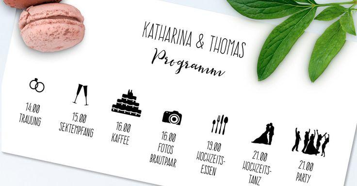 Die wichtigsten Tipps für die Zeitplanung an der Hochzeit