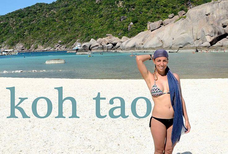 TRIP TO ASIA: KOH TAO THAILAND PARADISE (CAP 18)