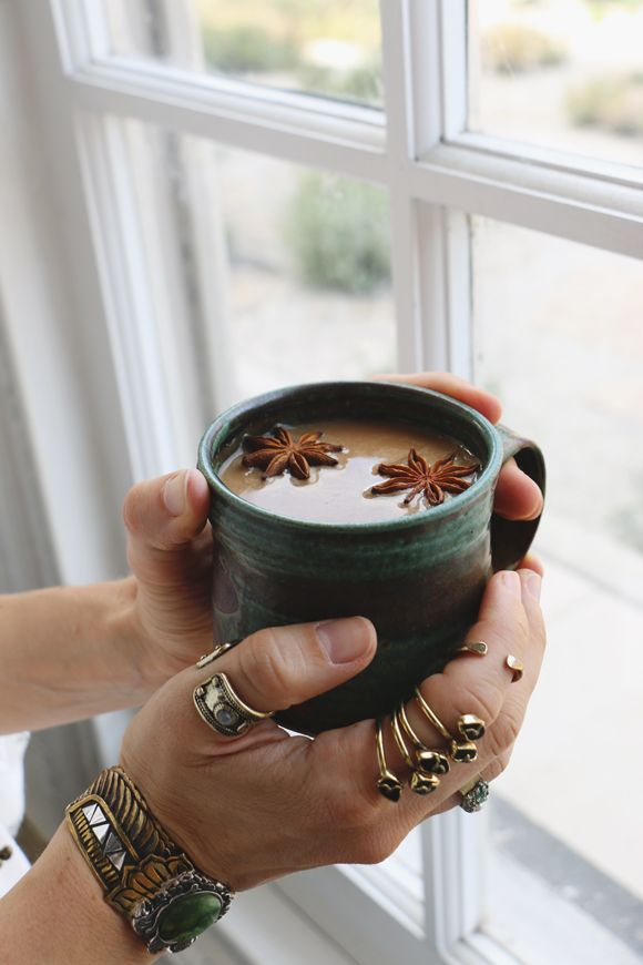 Homemade Masala Chai Concentrate