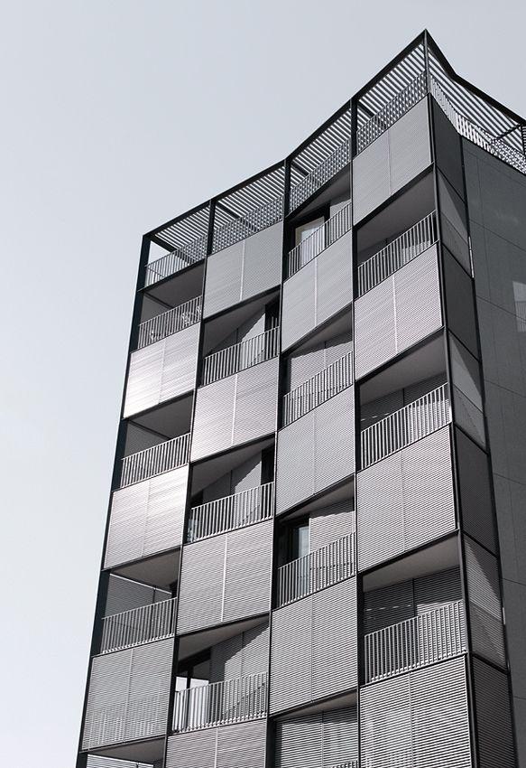 OAB - Ferrater & Asociados || Edificio en Plaza Lesseps (Barcelona, Spain)
