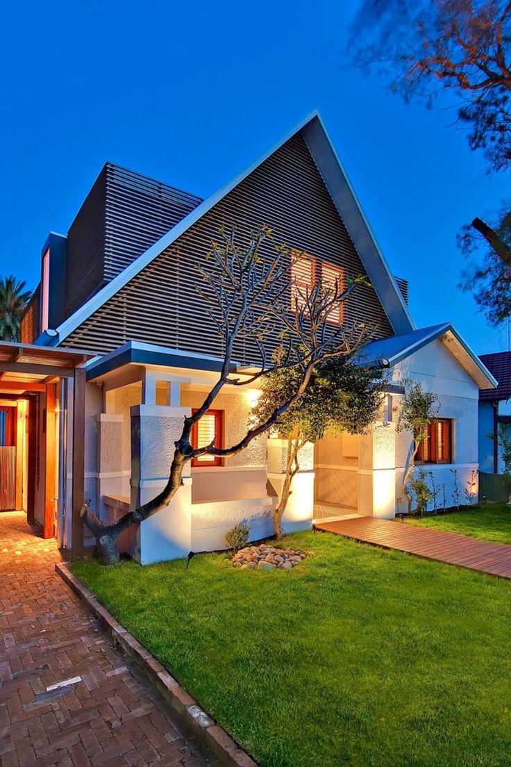 Lo Clásico y lo Moderno, juntos a la par, dan como resultado esta bonita vivienda 2