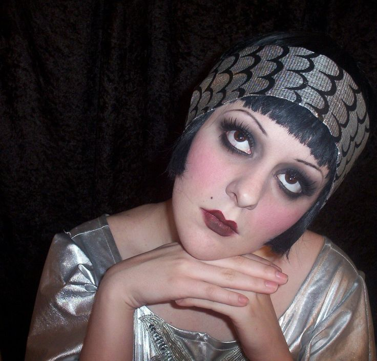 20s Flapper Makeup Flapper Makeup Makeup 1920s Makeup