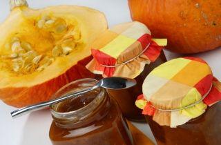 Marmelade de citrouille et gingembre