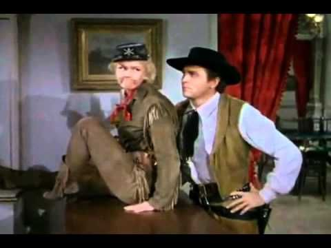 I Can Do Without You - Doris Day & Howard Keel.wmv - YouTube  from the movie Calamity Jane. Completely fictitious and corny, but I loved it when I was a kid.