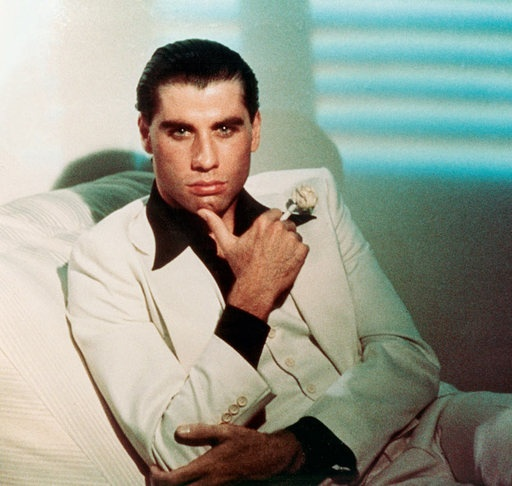 tony manero~saturday night fever! I fell in love with john ...