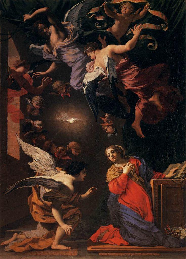 Ευαγγελισμός (1640)