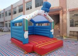 Amazing Snowman Inflatable Bouncer , inflatable bouncers for adults/cheap inflatable bouncers used party jumpers for sale