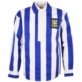 Sheffield Wednesday 1940 - 1950 Retro Football The Wednesday, as they were originally known, was formed as a cricket club in 1820 and only established as a football club in 1867 in order to keep the team fit during the winter months. The football  http://www.MightGet.com/may-2017-1/sheffield-wednesday-1940--1950-retro-football.asp