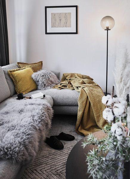 GELBES SENF 💛 Eine neue Farbe für Ihr Zuhause, die jedem Raum viel Freude und Wärme bringt. Dieser Farbton passt perfekt zu …