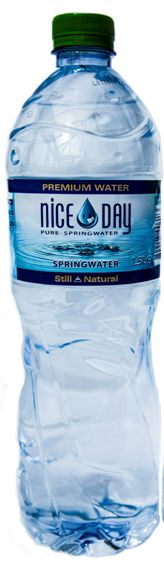 Natural spring water with a natural plus of calcium  Units in a case: 6 (£0.33 per unit)  Sodium: 16.1 mg/l Potassium: 5.6mg/l Magnesium: 18.0 mg/l Calcium: 168mg/l Fluride: 0.3 mg/l Hydrocarbonate: 534 mg/l