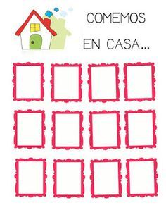 1000 images about periodo de adaptacion on pinterest for Cartel comedor infantil