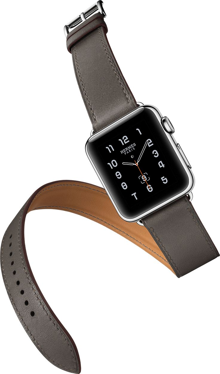 OMG, I'm in love with the Apple Watch Hermès
