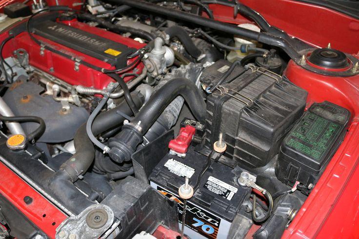 2001 Tommi Makinen Mitsubishi Lancer Evolution VI 三菱自動車