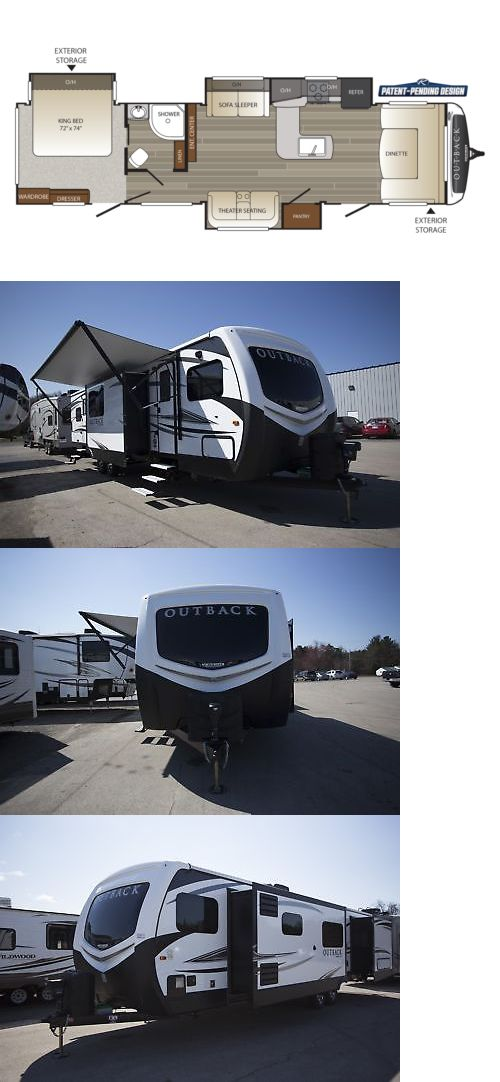 rvs: Factory Discounts On This New 2018 Keystone Outback 332Fk Travel Trailer Camper -> BUY IT NOW ONLY: $33126 on eBay!