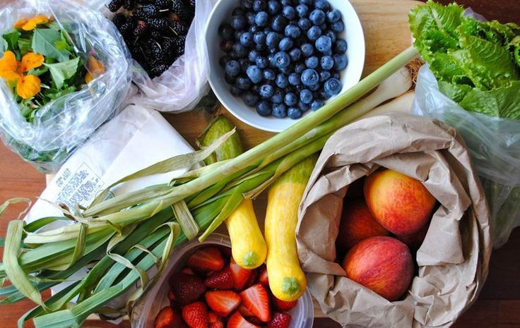 Let me show you why you should ALWAYS wash your fruit and vegetables