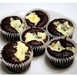 Black Bottom Cupcakes I | Recipe